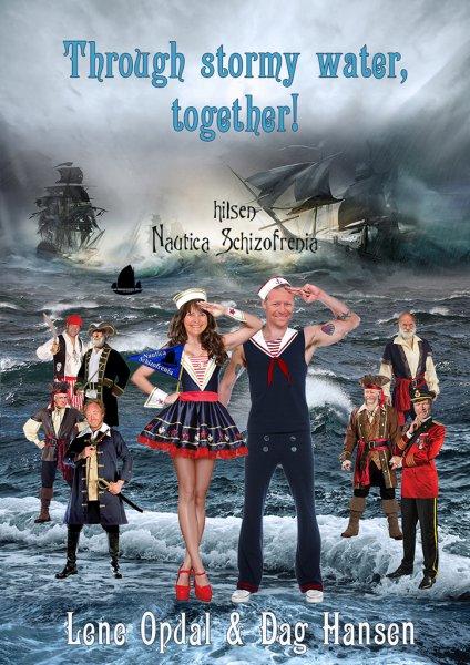 Lene og Dag - bryllupshilsen fra Nautica1