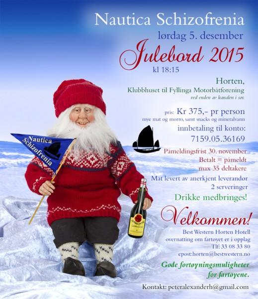 Julebord Nautica 2015